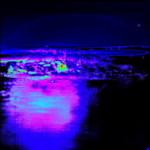 Acrylic bond with optic